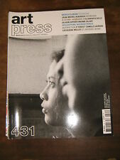Art Press N°431 Meredith Monk Jean Michel Alberola Ellsworth Kelly Millot Lacan
