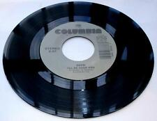 Toto I'll Be Over You b/w Pamela 1986 Rock Columbia 45RPM New RE Unplayed NM