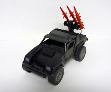 G.I. JOE COBRA STINGER Vintage Action Figure Vehicle Jeep COMPLETE 1984