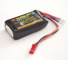 Batteria RX LIPO da 7,4v 2S 1050mAh a 2 celle per Riceventi 1/8 e 1/10 scoppio
