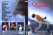 Queen - Live At Wembley Stadium  DVD NEW