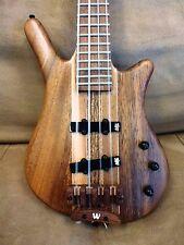Warwick Miniature Thumb Bass Display Model