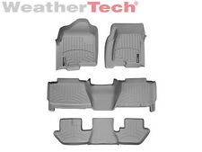 WeatherTech® FloorLiner - GMC Yukon XL / Denali XL w/Bucket - 2000-2006 - Grey