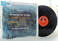 Music Of Old Russia - Nathan Milstein **UK Columbia 33CX 1922 ED1 LP**