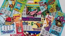 (1000) FaKe GaG JoKe PrAnK Funny LoTTo LoTTeRy TiCkEtS $155 *FREE Ship LOWEST $$
