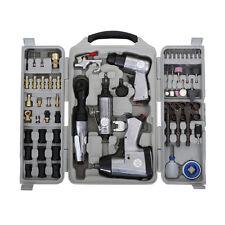 71-TLG Geräte Set Schlagschrauber Druckluft Ratsche Meißelhammer Schleifer