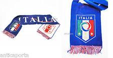 Sciarpa Italia Nazionale Azzurri Originale Jaquard  Stadio Spedizione GRATIS
