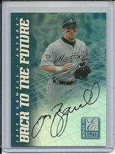 1998 ELITE BACK TO FUTURE JEFF BAGWELL & TODD HELTON DUAL AUTO #D/100