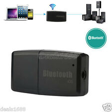 Wireless Bluetooth 4.1 Hands-free Car Audio Music Receiver A2DP Adapter For IOS