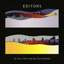 In This Light & On This Evening - Editors (2010, CD NEUF)