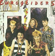 EUROGLIDERS (Grace Knight early band) Absolutely NEW WAVE CD
