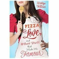 Pizza, Love, and Other Stuff That Made Me Famous (Christy Ottaviano Books), Will