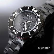 Rare Invicta Grand Diver Gen II Automatic Black SS Lava Rock Dial LE Men's Watch