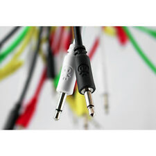 Erica Synths Eurorack cables de interconexión 5 Pack (30cm Púrpura)