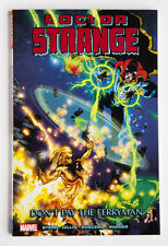 Doctor Strange Don't Pay the Ferryman Marvel Graphic Novel Comic Book