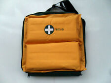 KITTED FIRST AID GRAB BAG WITH FOAM PADDED SECTION TO KNEEL ON + FREE KIT, NURSE