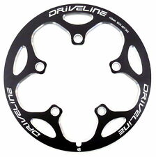 gobike88 Driveline chainring guard 48T, BCD 110mm, 110g, Black, X13