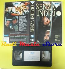 film VHS SENZA INDIZIO 1989 michael caine Ben kingsley IMPACT 01IMPO(F63) no dvd