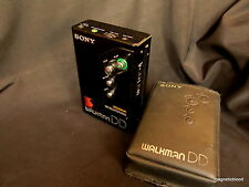 Sony cassette player WM-DD1 Walkman restored, recap, very nice shape