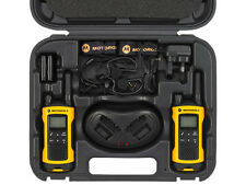 Motorola T80 EXTREME TLKR FREE Earpieces Licence Free Twin Pack 2 Way Radio Set