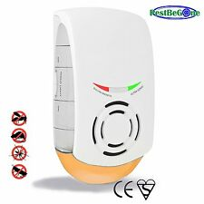 Pest Repeller Exterminator by PestBeGone - Humane Mouse trap and Rat