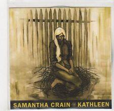 (GF328) Samantha Crain, Kathleen - 2015 DJ CD