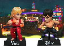 "Ken & Fei Long Ultra Street Fighter IV Kids Logic 4"" Action Figure GM02 - 2 Pack"