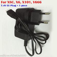 7.4V EU Plug Li-Po Battery Charger for X600 X101 for Syma X8C Tarantula X6 V666