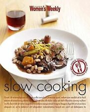 AWW Slow Cooking by Women's Weekly Australian (Hardback, 2010)