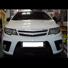 Front Radiator Hood Grille Painted For Kia Cerato Forte koup 2010~2013+