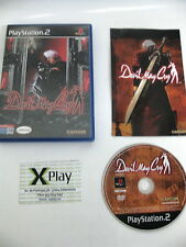 PS2 Devil my Cry Pal España completo no platinum