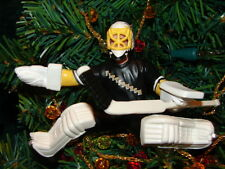 Tom Barrasso Pittsburgh Penguins Hockey Christmas Tree Ornament  Stanley Cup NHL