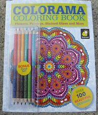 NEW COLORAMA Coloring Book As Seen On Tv Brand(2015, Paperback)