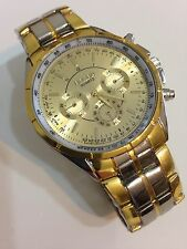 Rosra Mens Designer Excellent New Condition Working Quartz Watch