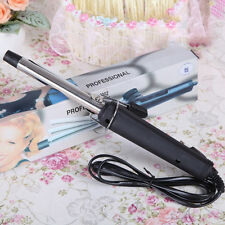 1x Professional Hair Salon Volume Curl Curling Tong Hair Iron Curler Waver Maker