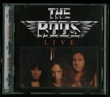 The Rods Live CD new High Vaultage HV-1029