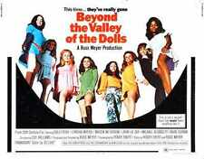 Beyond Valley Of The Dolls Poster 02 A2 Box Canvas Print