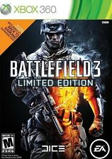Battlefield 3 - Limited Edition - Xbox 360 Game