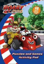 Roary the Racing Car  - Puzzles and Games Activity Pad - New Book