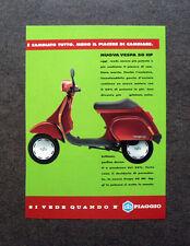 [GCG] I137- Advertising Pubblicità - VESPA PIAGGIO 50 HP
