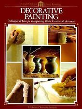 Decorative Painting: 81 Projects&Ideas for the Home by Decorating