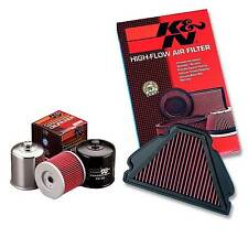 K&N Oil And Air Filter Combo For Suzuki 2001 GSX-R600 K1 K/NSU7500/KN138