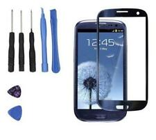 1X OEM Samsung GALAXY S3 SIII i9300 Front Screen Glass Lens Replacement Blue