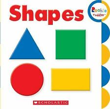 Rookie Toddler®: Shapes (2013, Board Book)