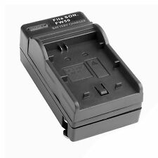 Camera Battery Charger for Sony NP-FW50 NEX-3 5 6 7 Alpha A33 A37 A55 C3 C5 NEX5