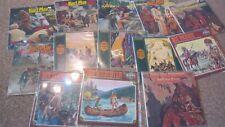 13 LP´s Hörspielplatten Sammlung Karl May Doppelalben u.a. FASS (20 x Vinyl)