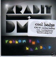 (605X) Xrabit + DMGs, Follow the Leader - DJ CD