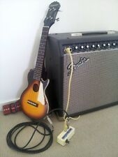LAST TWO! CIGAR BOX GUITAR CBG PRE-AMP. IMPROVE VOLUME & TONE. BATTERY OPERATED.
