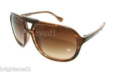 Authentic D&G Dolce&Gabbana Brown Sunglasses DD 8076 - 169413 *NEW*