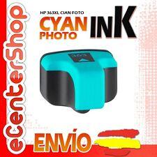 Cartucho Tinta Cyan Foto NON-OEM HP 363XL - Photosmart 3210